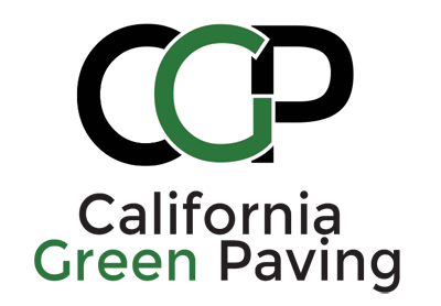ca green paving logo